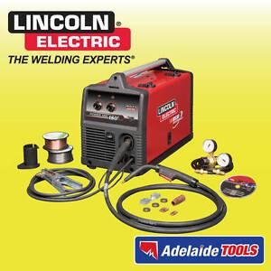 Lincoln Electric PowerMig 180C Mig Welder 180amp - POWERMIG180C