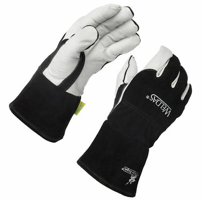 Weldas Arc Knight Premium Lined Migtig Welding Gloves Size S M L Xl