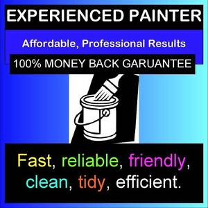 EXPERIENCED PAINTER - Affordable (100% money back garuantee) Adelaide CBD Adelaide City Preview