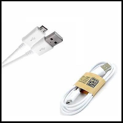 NEW Samsung Micro USB Charger Cable For Galaxy Tab 3 S5 S4 S3 Mini NOTE 4, 2 UK