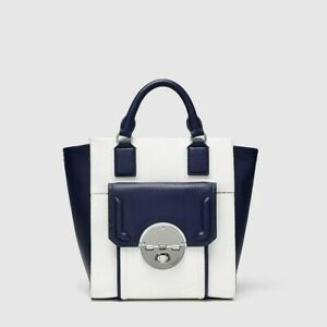 MIMCO LEATHER TURNLOCK MINI TOTE BAG RRP $450.00