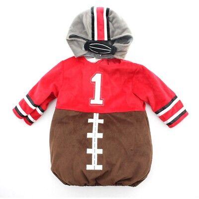 Koala Kids Boy's Toddler 2 Piece Football Player Halloween Costume Outfit - Football Costume Toddler