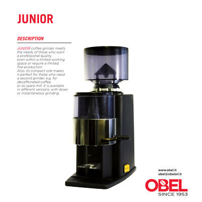 Obel Junior Espresso Grinder
