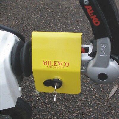 Caravan Alko Hitch Lock Lightweight AKS 2004 3004 AKS10 Hitchlock Milenco