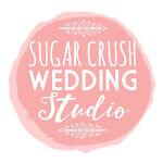 sugar crush wedding studio