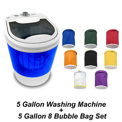 Bubble Magic 5 Gallon Herbal Extract Wine Oil Extraction Washing Bag Machine