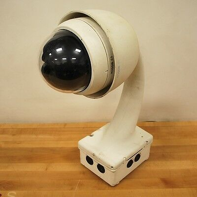 Bosch Auto Dome Surveillance Camera. Vg4-mcam-64 Vg4-164-ec00w Vg4-sbox-24vac.