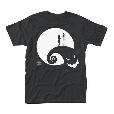 T-shirt Nightmare Before Christmas L'étrange Noël de Mr Jack Moon Oogie Boogie ()