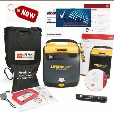 Physio Control Lifepak Cr Plus Aed Kit - Fully Automatic - 80403-000149
