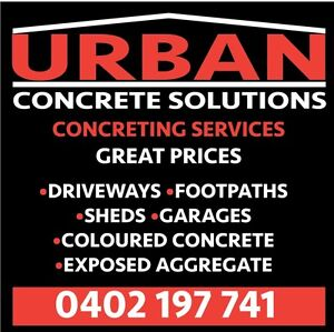 """""""GREAT PRICES""""  driveways,sheds,paths Bundoora Banyule Area Preview"""