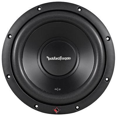 "Rockford Fosgate R2D2-10 Prime 10"" 500 Watt Dual 2 Ohm Car Audio Subwoofer Sub"