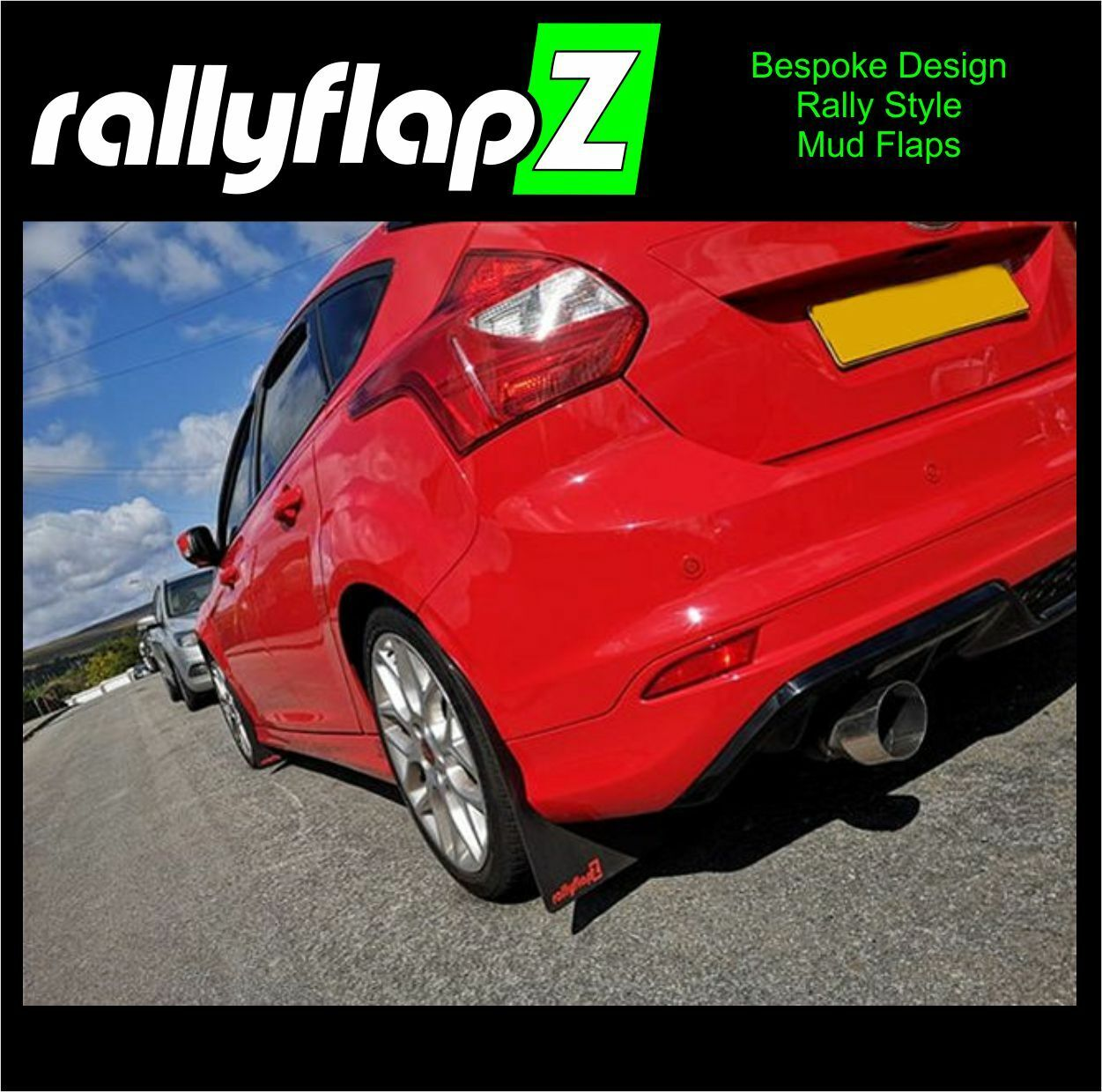 Spares fitting Kit for FORD FOCUS MK3 ST250 Inc Rear Bracket x 1 and fixings