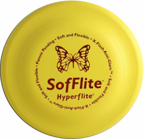 Hyperflite SOFFLITE DOG DISC - Flexible and Soft Flying Cani