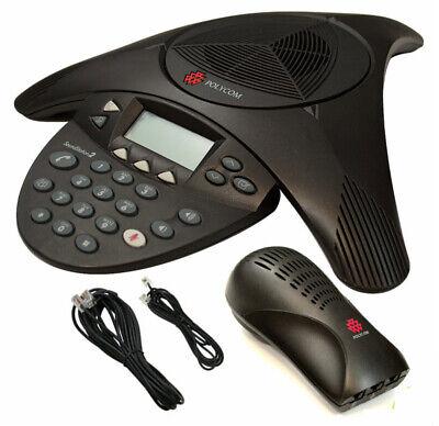 Polycom Soundstation 2 Conference Phone System 2201-16200-601
