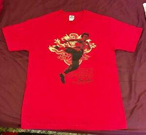 Bruce Lee T-Shirts Size M Cannington Canning Area Preview