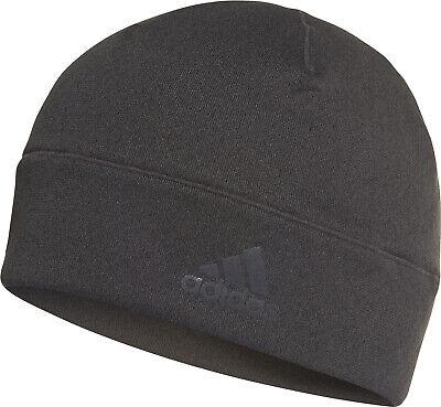 adidas ClimaHeat Running Beanie Mens Womens Insulated Winter Hat Grey