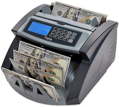 Uvmg Money Counter Machine Counterfeit Bills Detection Sorter Dollar Counting