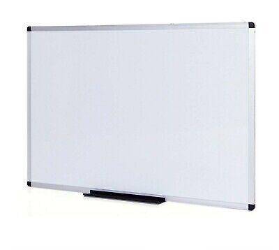 Viz-pro Large Dry Erase Board Magnetic Whiteboard Office School Aluminium Frame