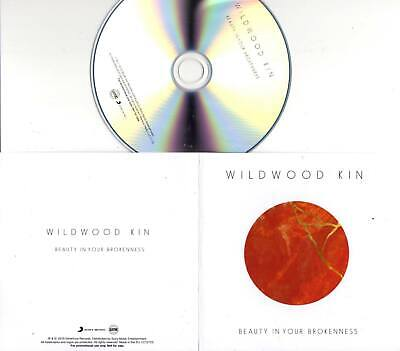 Wildwood Kin 2019 1trk PROMO CD Beauty In Your Brokenness