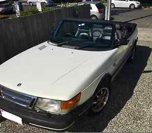 1993 Saab 900 Convertible | Classic with Low KMs | Fun drive West End Brisbane South West Preview