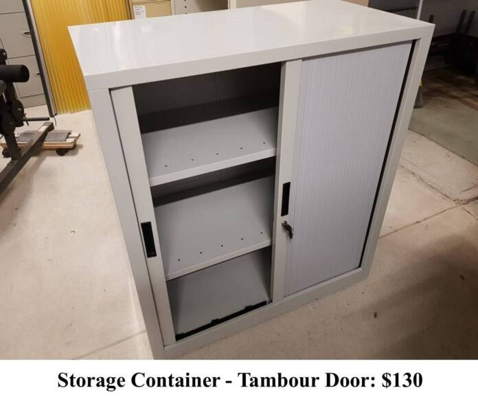 Storage Cabinet - Tambour Door | Cabinets | Gumtree Australia Playford Area - Elizabeth East | 1192826025 & Storage Cabinet - Tambour Door | Cabinets | Gumtree Australia ...