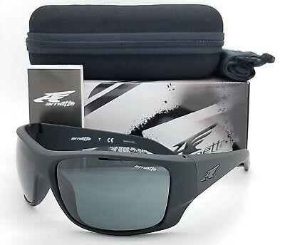NEW Arnette Sunglasses Heist 2.0 AN4215 447/87 66mm Matte Black Grey (Arnette Shades)
