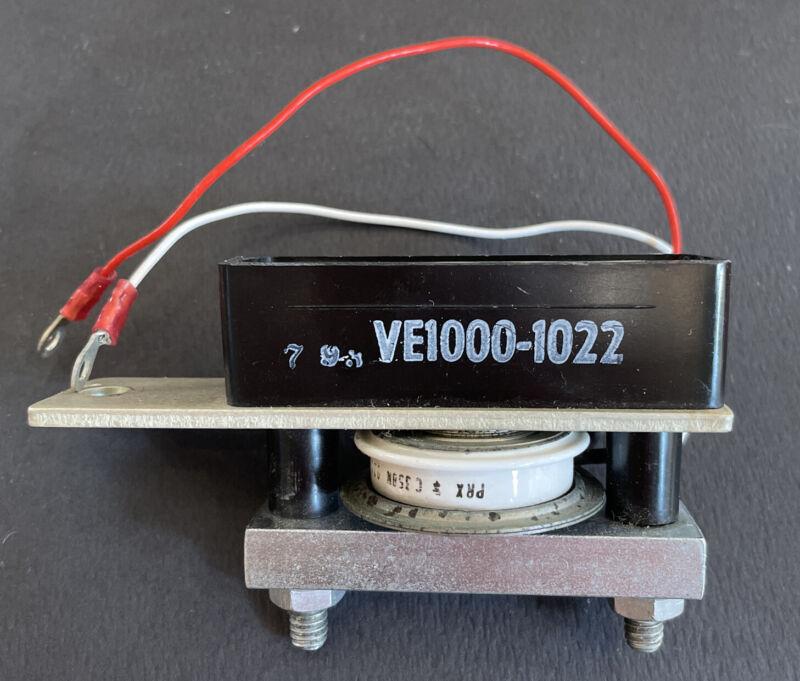 Powerex C358N 800V 225A SCR with Mount