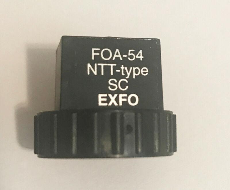 EXFO Optical SC Adapter Connector FOA-54 NEW Open Box