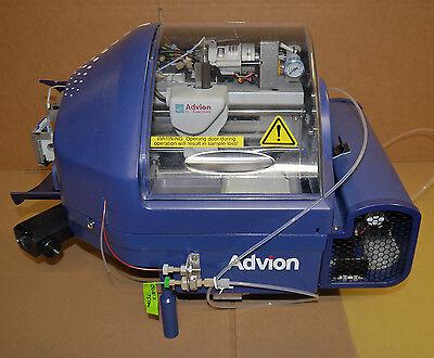 Advion Triversa Nanomate Electrospray Ionization Robot Hplc Lcmsms Mass Spec