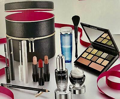 Lancome Holiday 2019 GLAM Beauty Box DOES NOT INCLUDE COSMETICS! TRAIN CASE ONLY
