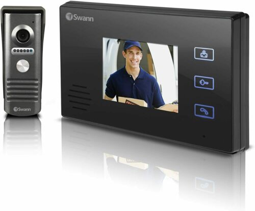 SWANN DOORPHONE VIDEO INTERCOM  SWOM-DP870C