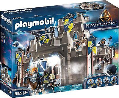 Playmobil 70222 Knights Novelmore Castle Fortress