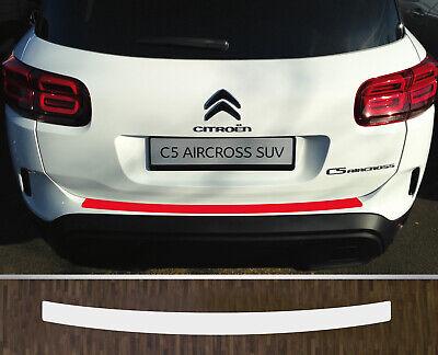 Lackschutzfolie Ladekantenschutz transparent Citroen C5 Aircross, ab 2018
