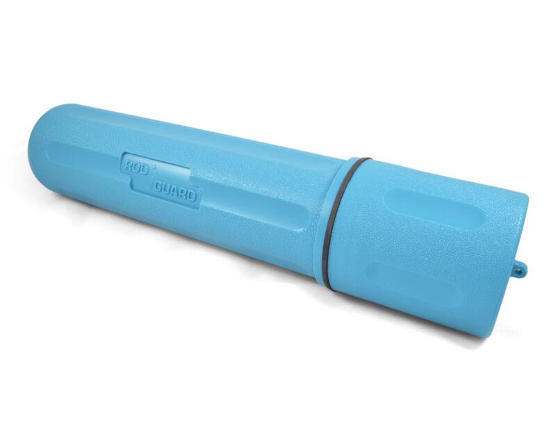 """14"""" BLUE Welding Electrode Rod Guard® Holder Storage Canister"""