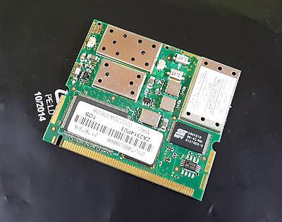 Mini-PCI Laptop B Wi-Fi Karte MPCI3A-20 ZA2314P03 aus Toshiba Tecra T9000 TOP! ()