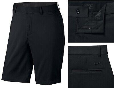 Nike Golf Flex Shorts - Black -  W40 ONLY - 1st Class Post - Dri-Fit