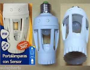 Portalamparas-E27-con-SENSOR-de-Movimiento-360-6mt-y-SENSOR-Crepuscular-max-60w