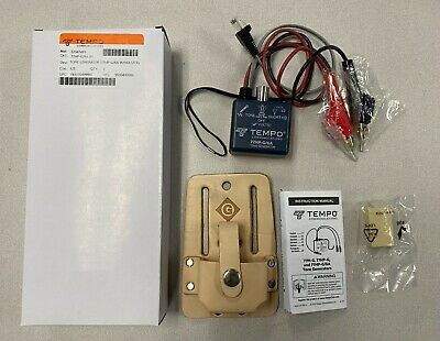 Tempo Tone Generator 77hp-g6a-01 With Holster New