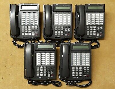 Lot Of 51 6 Used Vodavi Starplus Sts 24 Button Digital Key Telephones 3515-71