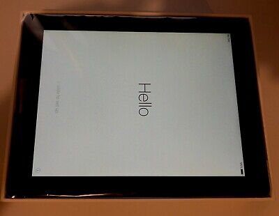 Apple iPad 3rd Gen. 32GB, Wi-Fi Black Silver, Boxed, Excellent Condition