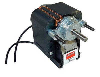 Dayton Electric C-frame Vent Fan Motor 140 Hp 3000 Rpm 115v Model 4m076