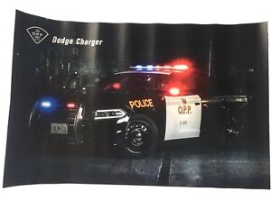 DODGE CHARGER OPP POSTER (BRAND NEW)