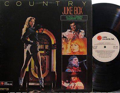 Country Juke Box  (George Jones, David Allan Coe, Johnny Paycheck, Willie Nelson