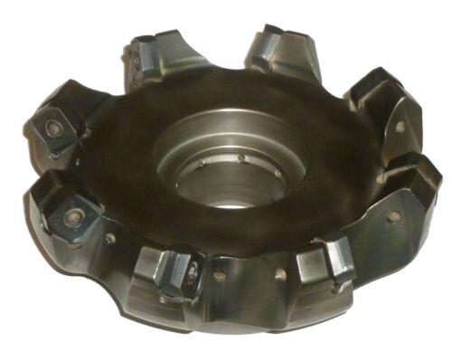 "5"" ISCAR 45° INDEXABLE FACE MILL F45SX-D5.0-8-15-R16 STOCK #FM1105"