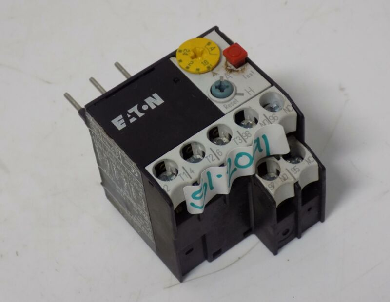 EATON THERMAL OVERLOAD RELAY ZE-24