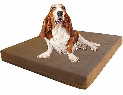 Extra Large Orthopedic Waterproof Dog Pet Bed 40X35X4 Orthopedic XL Memory