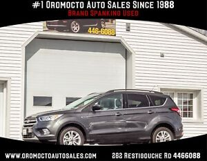 2018 Ford Escape SEL ONLY 07600 KM,All Wheel Drive, Heated Le...
