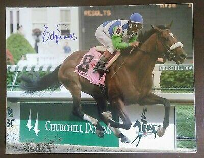 Sports Fan Apparel & Souvenirs Sports Memorabilia, Fan Shop & Sports Cards Affirmed Kentucky Derby #2 11x14 Signed Photo