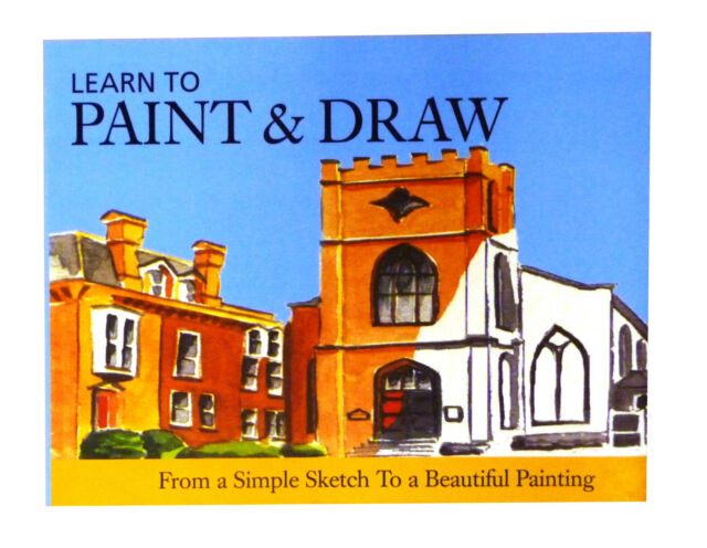 Learn to Paint & Draw Book - ISBN 9781845615871