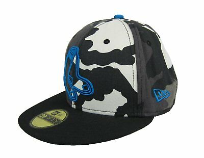 New Era 59Fifty Boston Red Sox Urban Camo Fitted Hat Cap NWT